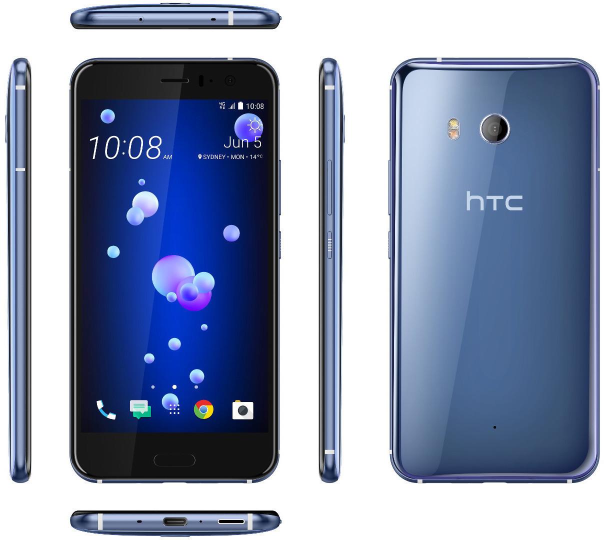 HTC U11 USA Dual SIM - Specs and Price - Phonegg