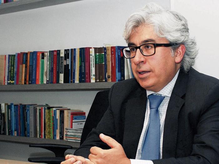 Juan Manuel Díaz Guerrero, de Cremades & Calvo-Sotelo, firma jurídica que asesora a inversionistas extranjeros en el país.