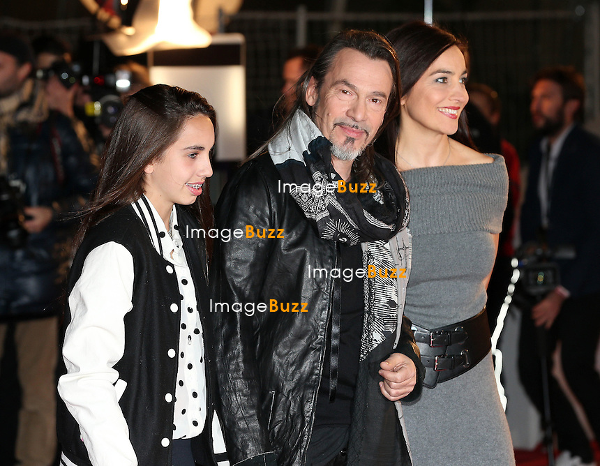 Florent Pagny Wife