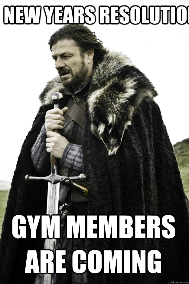 New Years Resolution Gym Meme : years, resolution, Years, Resolution, Members, Coming, Winter, Quickmeme