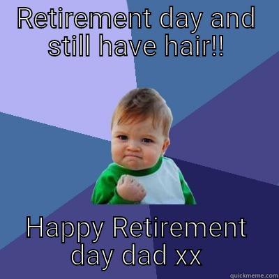 happy retirement day x