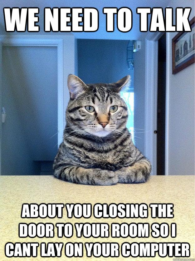 Closing Door Meme : closing, About, Closing, Computer, Chris, Hansen, Quickmeme
