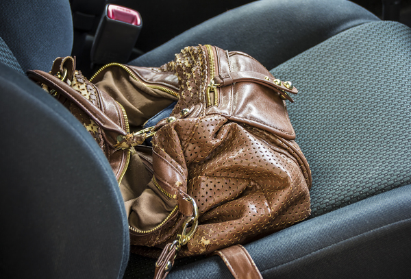 Image result for purse on seat