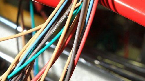 small resolution of street rod fuse box under hood