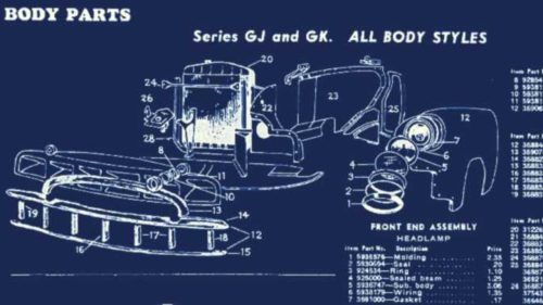 small resolution of 1946 packard clipper wiring diagram