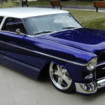 The Newmad 1955 Chevrolet Nomad Custom