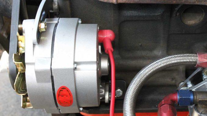 1958 Chevy Alternator Wiring - Wiring Diagrams List on