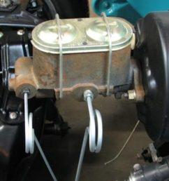 ford brake booster diagram [ 1280 x 720 Pixel ]