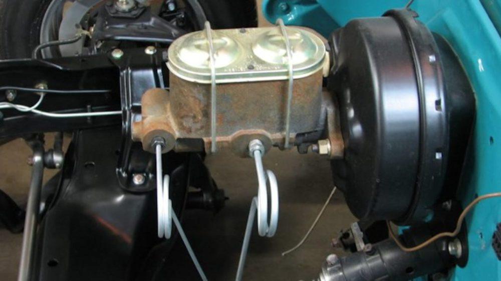 medium resolution of ford brake booster diagram