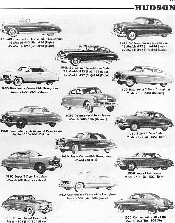 1948-50 Hudson ~ Roadkill Customs