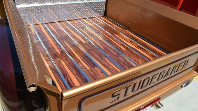 truck bed treatments and ideas