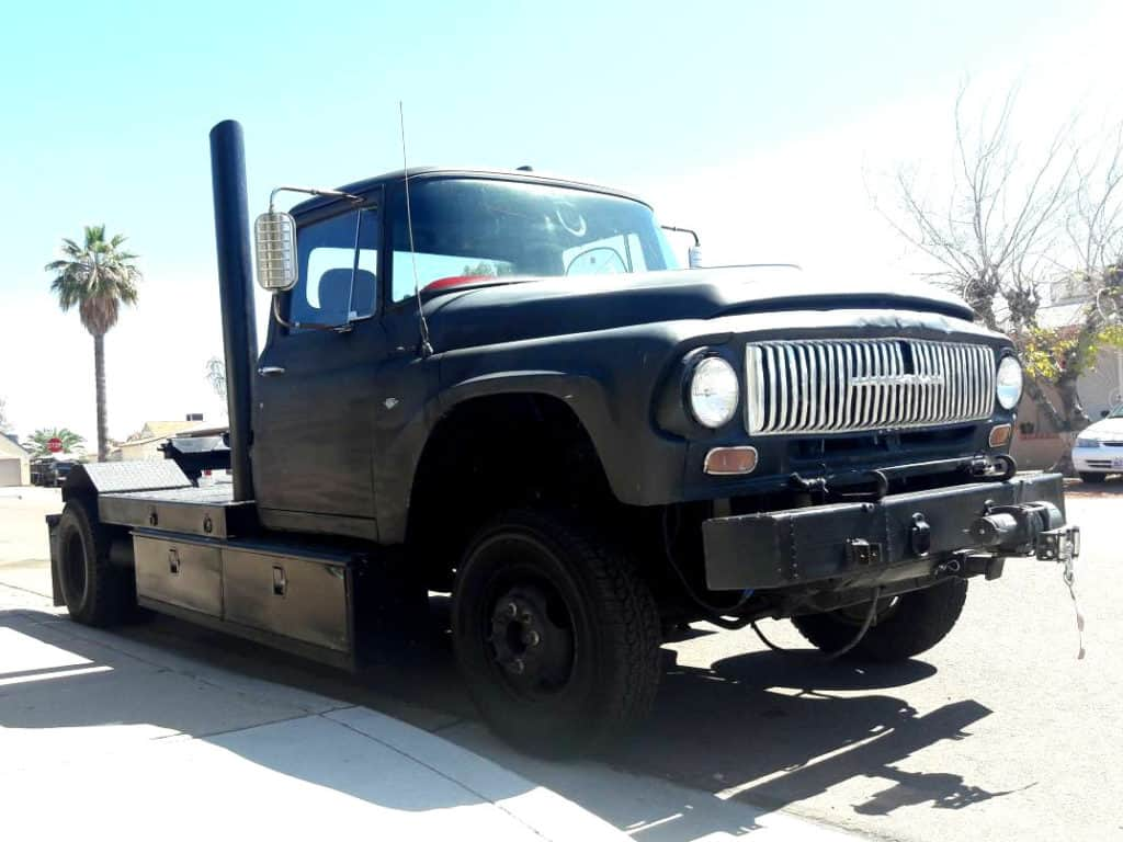 hight resolution of 1965 international harvester d 1100 f 350 chassis