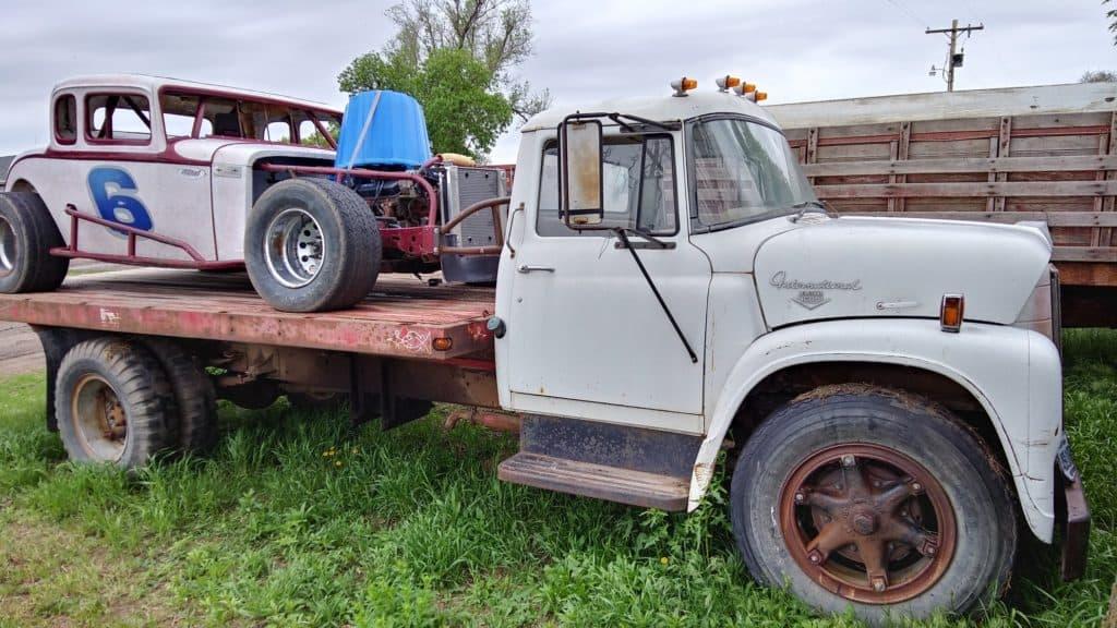 classic big trucks for