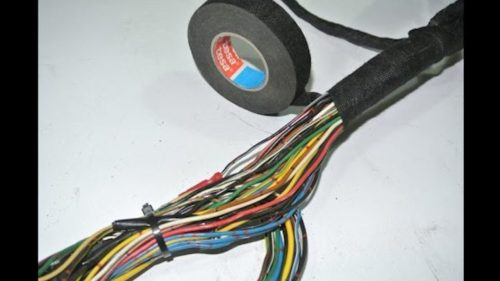 small resolution of diy wiring harness clean up and restoration wiring harness connector cleaning wiring harness connector cleaning