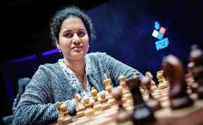 Koneru Humpy Loses Chess Tournament