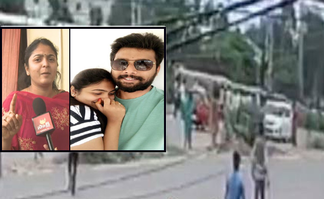 Avanthi Requests Her Hemanth Murder Enquiry Be Interferred By YS Jagan