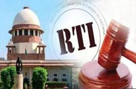 CJI is office to come under RTI - Sakshi