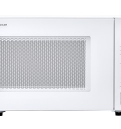 the innovative features of the sharp smc1131cw microwave like one touch controls auto defrost and the carousel turntable system make cooking and  [ 1500 x 961 Pixel ]