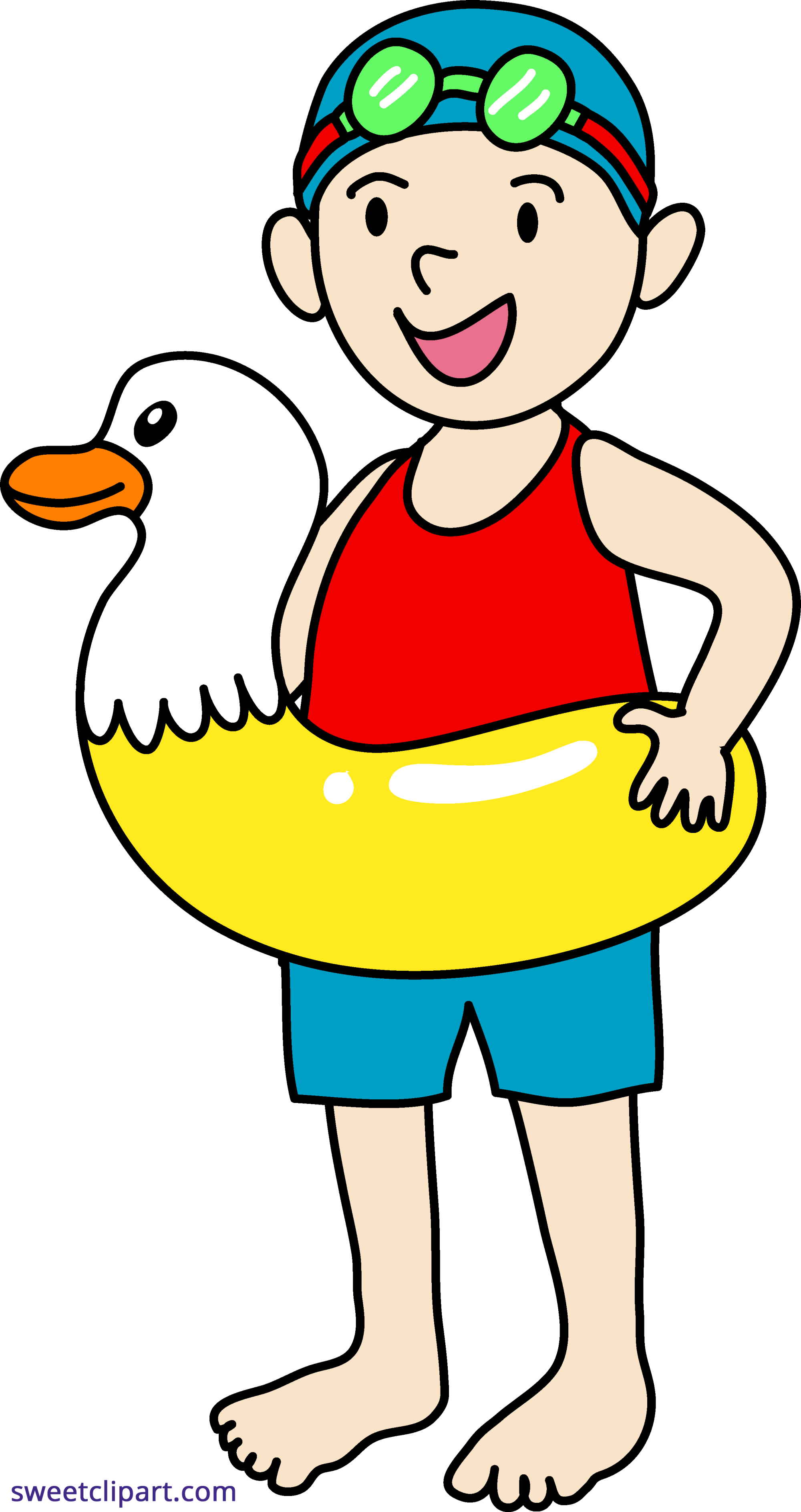 hight resolution of swimming kid clipart clipart