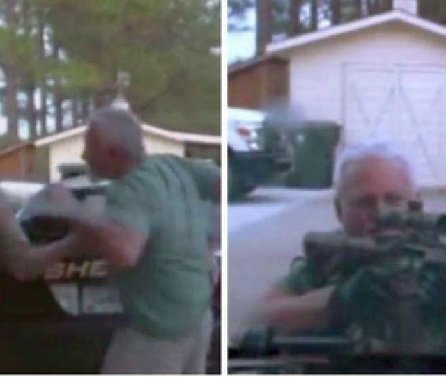 Georgia Peach County Shooting Video