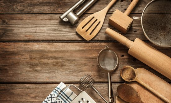 kitchen tools remodel cost estimator 5 essential to make your life easier and dishes tastier stock with essentials pinkyone shutterstock