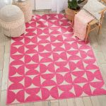 Pink Rugs Large Dusky Pink Rug Therugshopuk
