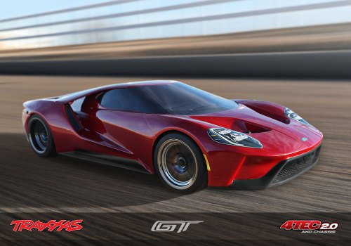 small resolution of traxxas ford gt studio