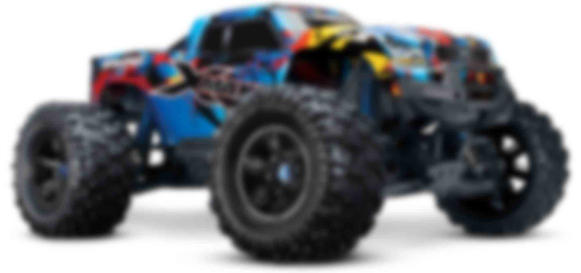 hight resolution of engineered to conquer the most extreme terrain and take brutal real world punishment in stride x maxx is the definition of traxxas tough