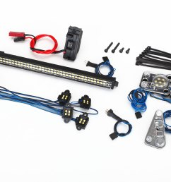 trx 4 led lights are available as a complete kit or as individual components allowing trx 4 owners to select the exact setup that meets their needs  [ 1500 x 996 Pixel ]
