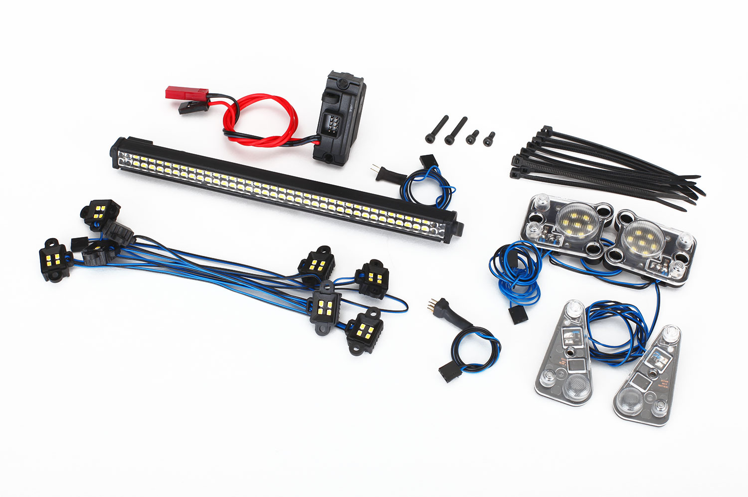 hight resolution of trx 4 led lights are available as a complete kit or as individual components allowing trx 4 owners to select the exact setup that meets their needs