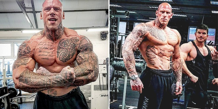 Image result for Martyn Ford boxing