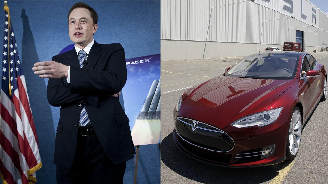 Elon Musk Announces Leasing Plan For Tesla Model S