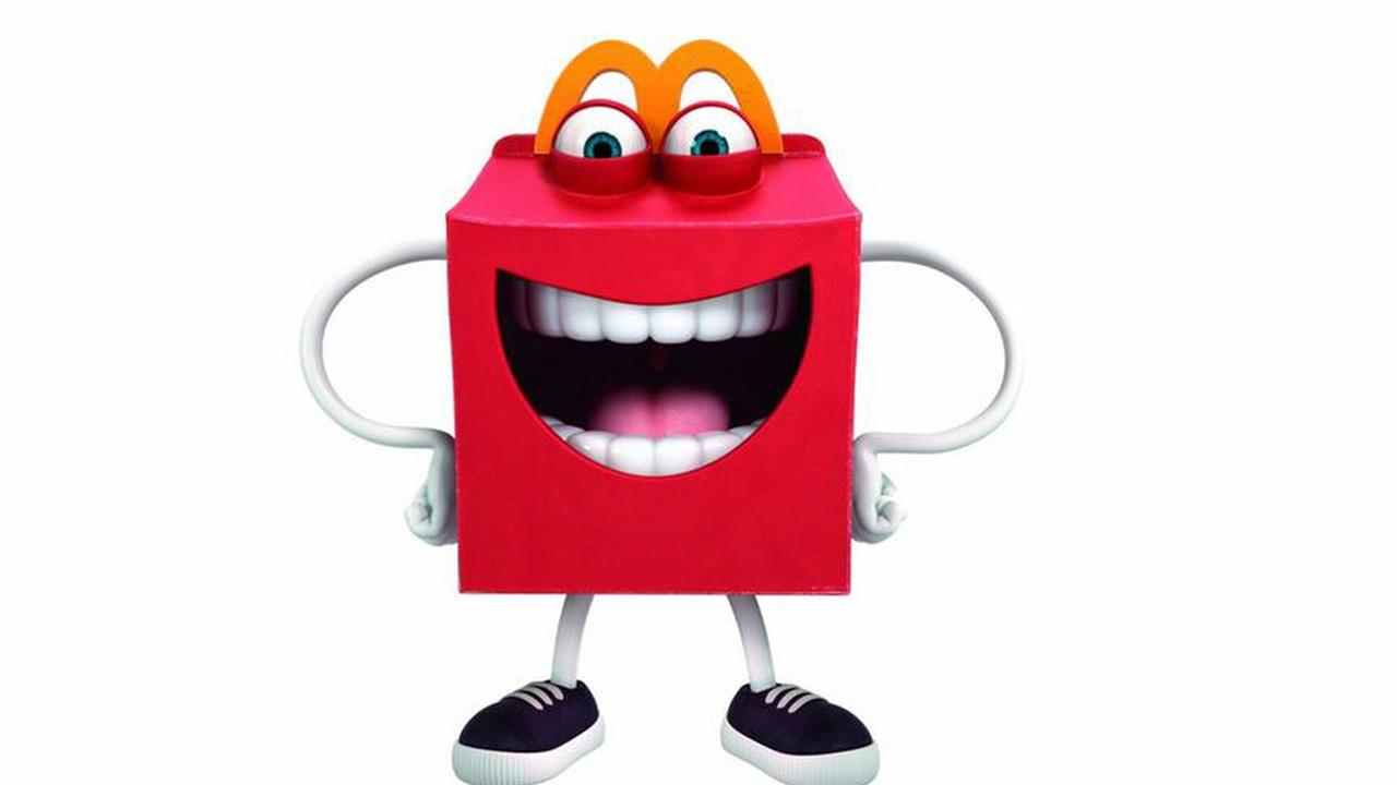 New McDonald's Mascot 'Happy' Joins Long (Strange) Roster of Pitch Creatures