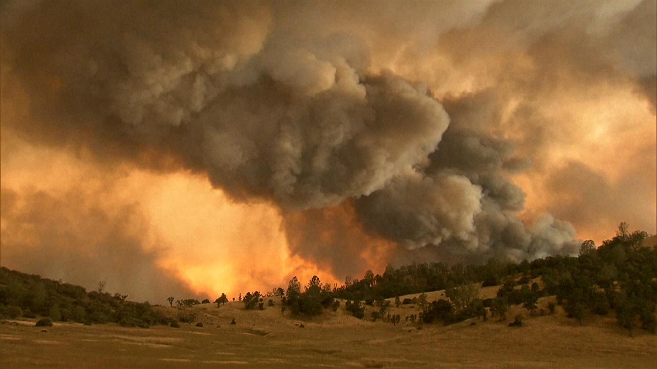 Northern California Wildfires Prompt Evacuations