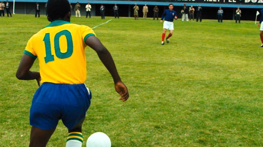 Film Trailer: 'Pele: The Birth of a Legend'