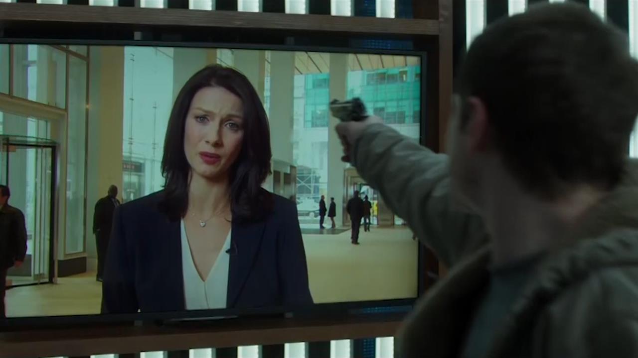 Money Monster Actress Caitriona Balfe Discusses Film