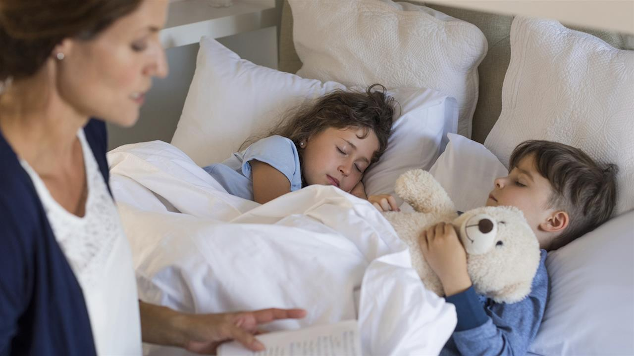 Bedroom Battle Shifting Children to School Year Sleep