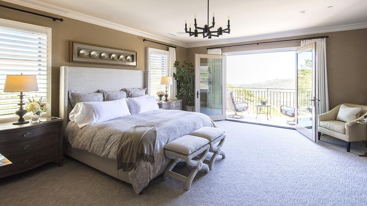 The Ultimate Snoring Fix: Two Master Bedrooms