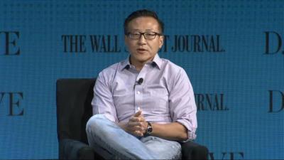 Joseph Tsai at D.Live: Full Interview