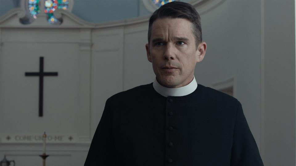 First Reformed' Review: Light on the Dark Night of a Soul - WSJ