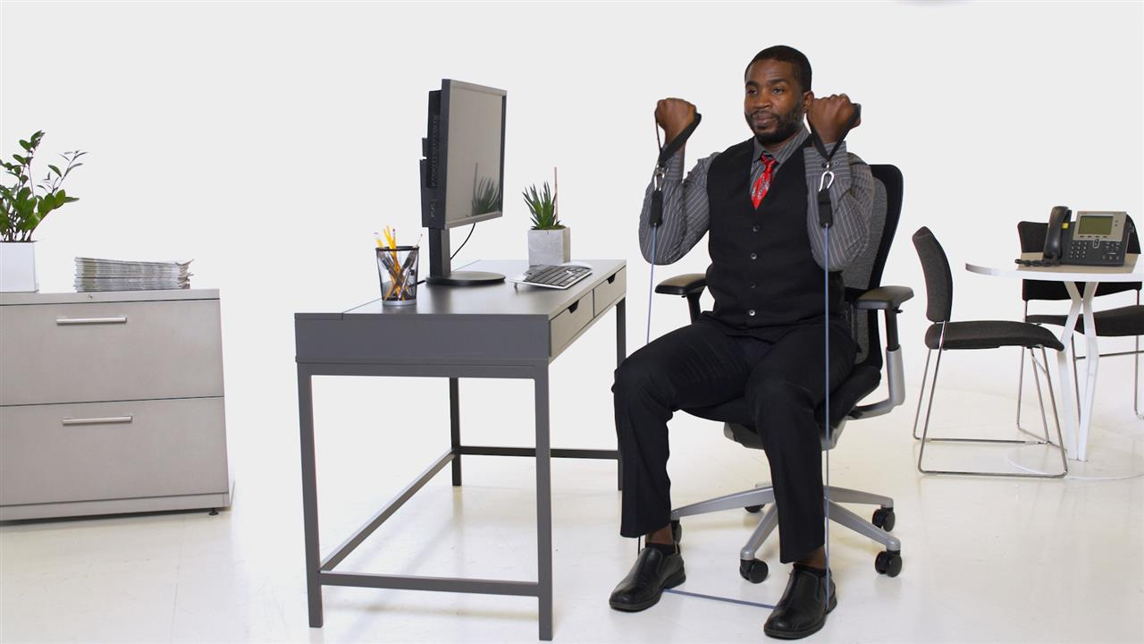 Workout at Your Desk