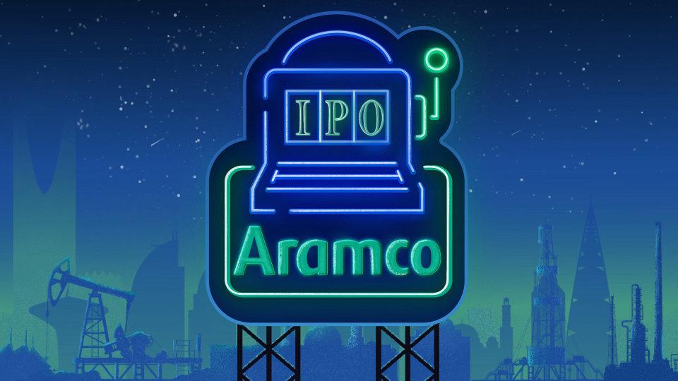 Saudi Aaramco Opens IPO at 32Riyal Per Share