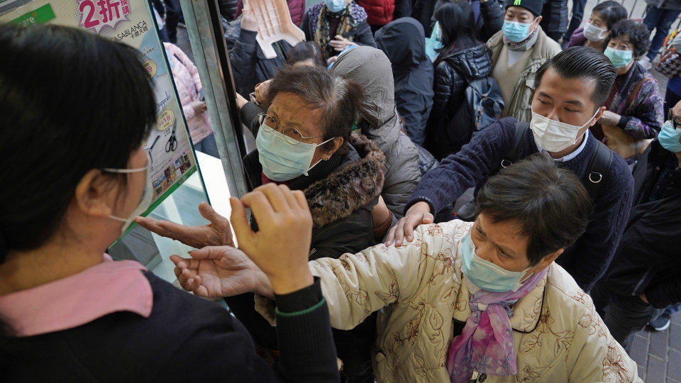 Coronavirus Outbreak Strains Global Medical-Mask Market - WSJ