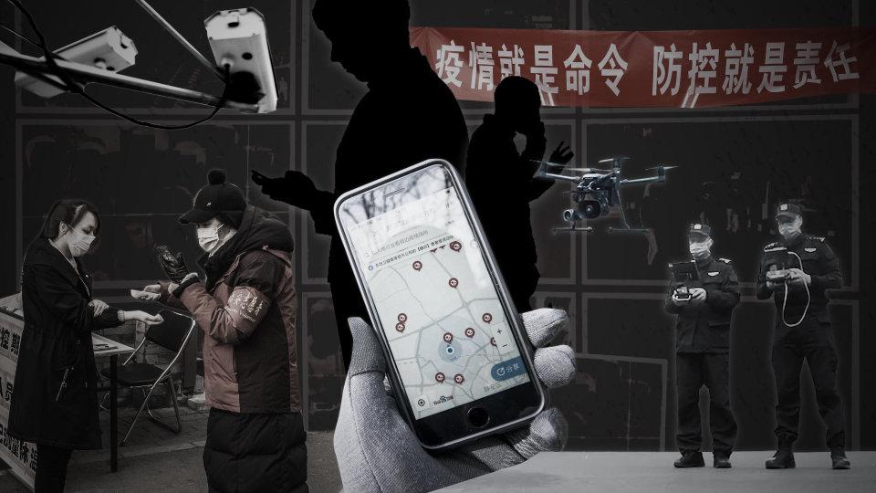 China Deploys Drones, Citizens and Big Data to Tackle Coronavirus