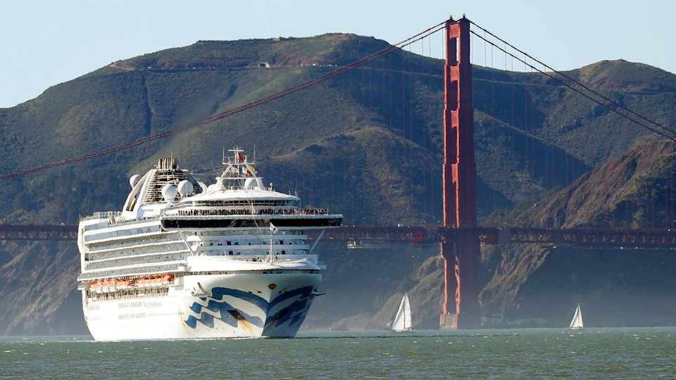Another Princess Cruise Ship Is Caught Up in Coronavirus Outbreak ...