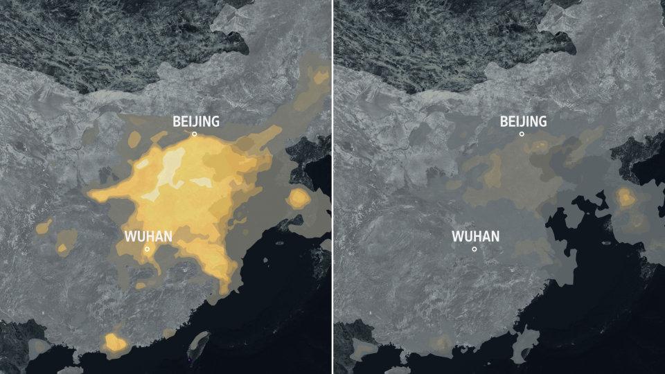 How China Slowed Coronavirus: Lockdowns, Surveillance, Enforcers - WSJ