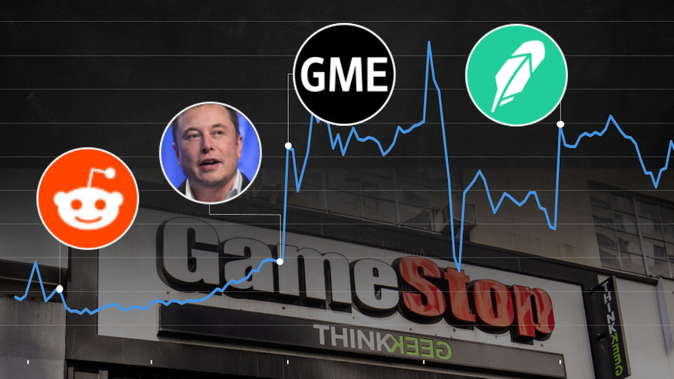 4 Lessons from GameStop Frenzy