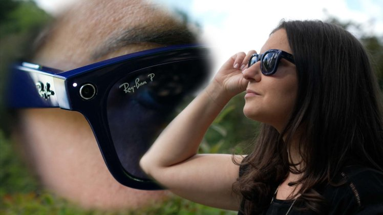 Ray-Ban and Facebook's Camera-Equipped Sunglasses. Cool? Yes. Creepy? Yes.