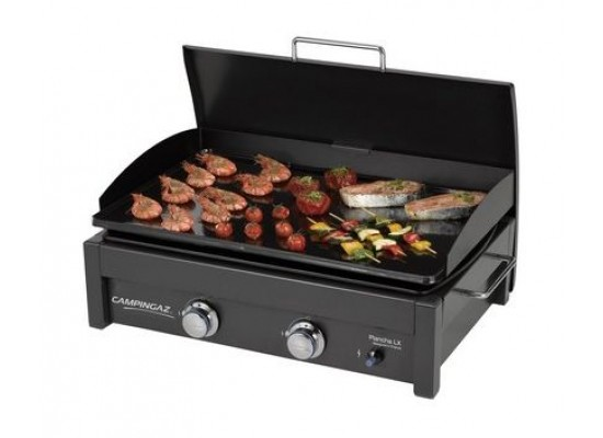 campingaz kitchen counter tops 3000002431 7 5kw plancha lx 2 burner table barbecue grill