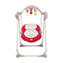 Swing Chair With Stand Kuwait Colored Folding Chairs Chicco Polly Up 151j Red Wave Xcite Alghanim Electronics Best Online Shopping Experience In